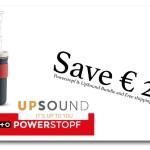 UpSound&Powerstopf Bundle